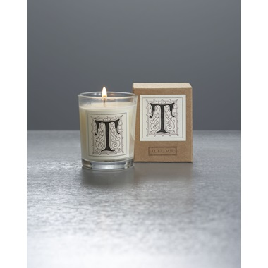Monogram T Boxed Votive