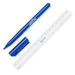 "Standard Tip, 6"" Ruler - Medline"