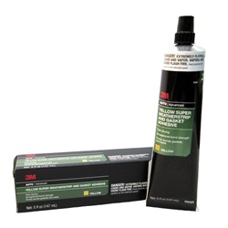 3M Super Weatherstrip Adhesive Yellow