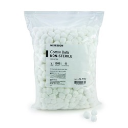 Cotton Balls - McKesson, Large