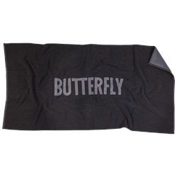 Big Logo Towel Grey