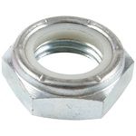 NUT JAM 1-1/2 NC NYLON LOCKNUT