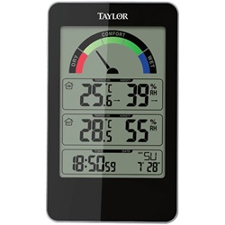 Digital Indoor Thermometer and Hygrometer (Taylor)