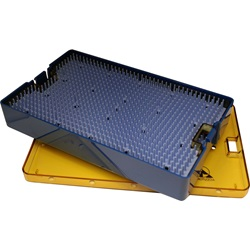 Plastic Instrument Sterilization Tray