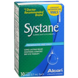 Systane Drops 0.3%/0.4%, 0.7mL