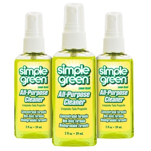 Simple Green® All-Purpose Cleaner - Lemon Scent - Sample Case