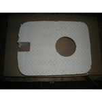 Burner Door Insulation CC-03 though 12