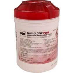 Sani-Cloth Plus Disinfectant Wipes