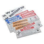 Decal Kit for Wastequip Stationary Compactor