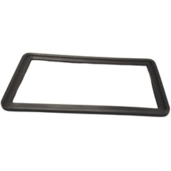 Power window switch bezel pad