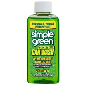 Simple Green® Car Wash - 2 oz - Sample