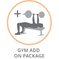 RAGE GYM ADD ON PACKAGE