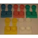 Deep Contact Lens Case - Assorted Colors