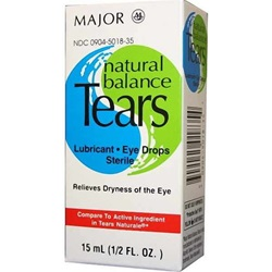 Natural Balance Tear Drops