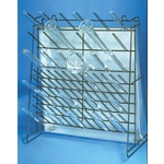Large Capacity Labware Drain Rack