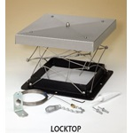 LOCK-TOP DAMPERS