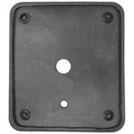 Rumbleseat step mounting pad