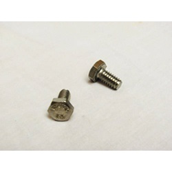 "1/4 - 20 x 1/2"" Stainless Steel Hex Bolt"