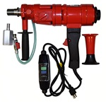 3 Speed Core Drill W/Case
