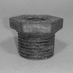 Cast Iron Reducer Bushings - Various Sizes