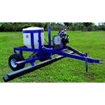 35 Gallon Pasture Wiper Trailer