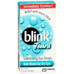 Blink Tear Drops 0.25%, 15mL