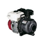 "Banjo 3"" Poly Self-Priming Centrifugal Pump with 6.5 HP Honda Engine"