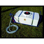 55 Gallon Spot Sprayer with Steel Frame