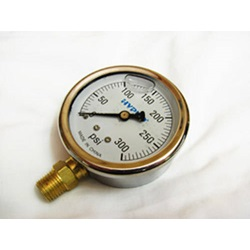 0-300 PSI Glycerin Filled Gauge