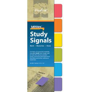 tabbies study signals. Black Bedroom Furniture Sets. Home Design Ideas