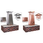 FLUE EXTENSIONS - CLAMP ON & BOLT ON