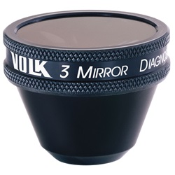 Three-Mirror Lens