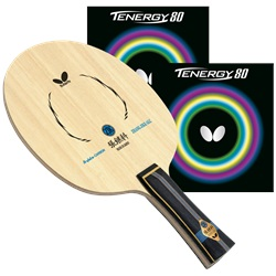 Zhang Jike ALC FL Proline with Tenergy 80