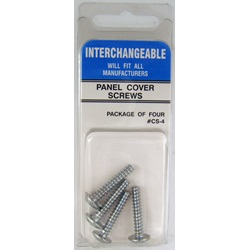 VPKCS4 COVER SCREWS (4-PK)