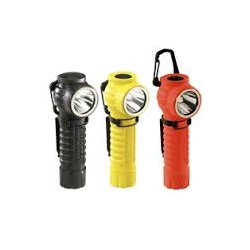 Streamlight Poly Tac 90 in Black, Yellow and Orange