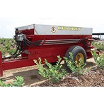 BBI 3 Ton Dry Fertilizer Spreader