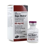 Depo-Medrol Injectable 80mg/mL, 5mL