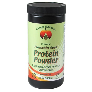 Pumpkin Protein Powder 21 oz. Organic