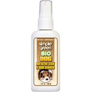 Simple Green® DOG Pet Stain & Odor Remover Sample