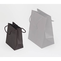 BROWN SHOPPING BAG SMALL