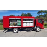 1550 Series PHC/Compost Tea Truck