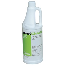 Instrument Disinfectant - MetriCide 28, 1 Quart Bottle