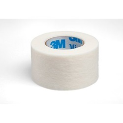 Micropore (Paper) Tape - 1 Inch x 10 Yards