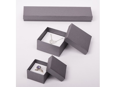 Paper Jewelry Boxes and Outer Boxes