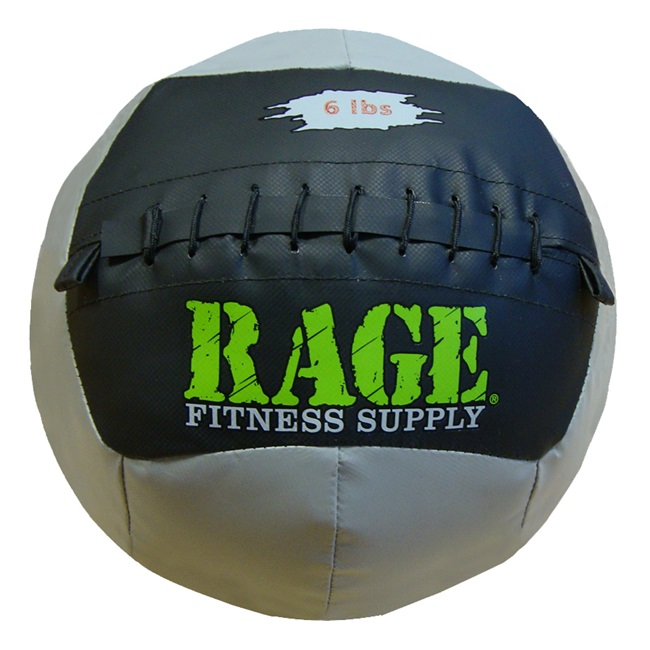"Rage 10"" Junior Medicine Ball"
