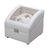 WHITE LEATHER WINDER 10