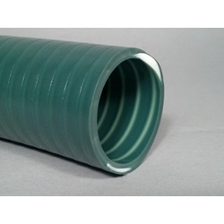 "1"" Green PVC Suction Hose"