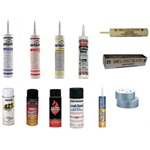 SILICONES / MORTAR / PAINT / LIQUID NAILS / DUCT TAPE / & MORE