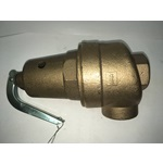 "1-1/4""  30 PSI Water Relief Valve (7-10 Section)"