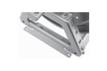 Hannay 9906-0027 Set of 2 External Mounting Tab Brackets